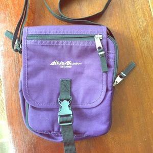 Eddie Bauer small travel bag